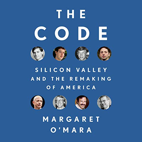 The Code audiobook cover art