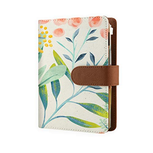 2020 Refillable Planners with 6 Ring Binder, Personal Organizer with 2020-2022 Calendar (Year at a Glance), 6 Ring Planner Organizer Notebook, Personal Size with Refills 6.73