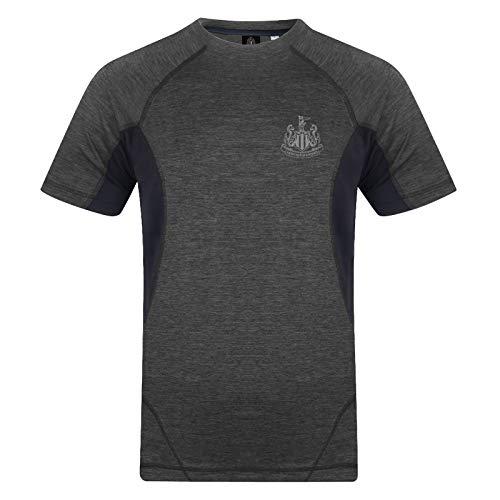 Newcastle United FC - Camiseta de Entrenamiento para Hombre - Poliéster -...