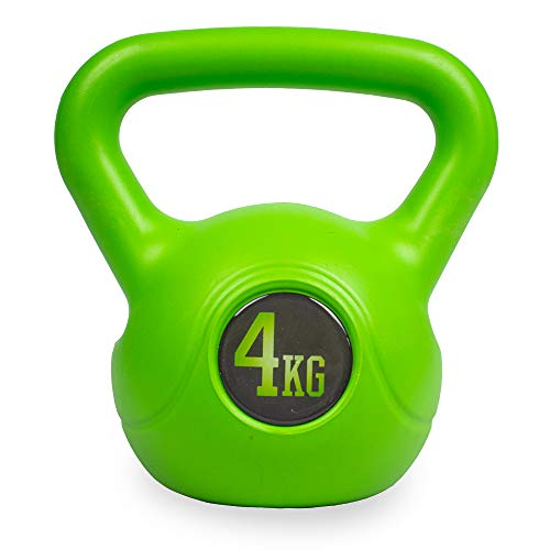 Boyz Toys - Kettlebells in grün, Größe 4KG