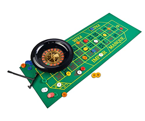 Noris Spiele 606104613 – Roulette – Deluxe Set - 4