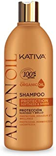 Kativa Argan Oil Champú - 500 ml (P9001285)