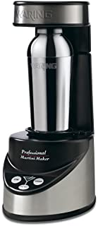 Waring Pro Professional Electric Martini Maker, Black/Chrome