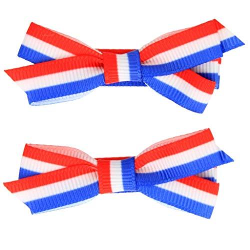 Koningsdag haarspeldje nederlandse vlag