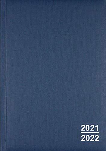 Flöttmann Orga-Buch Blau - Organisations- und Planungsbuch für Lehrerinnen und Lehrer 2021 - 2022 - A5 - Blau - Lehrerkalender