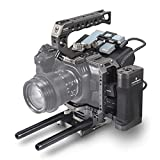 Tiltaing Camera Cage for BMPCC 4K/6K Advanced Kit (Tilta Gray)