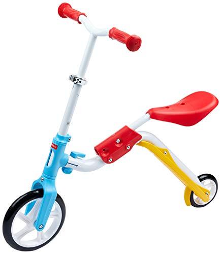 Patinete E Bicicleta De Equilíbrio 2 Em 1 ES164 Fischer Price