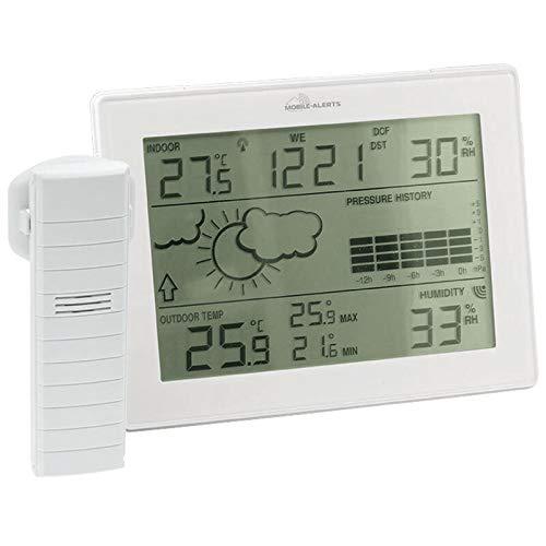 ELV Mobile Alerts Wetterstation MA 10410, mit Außensensor