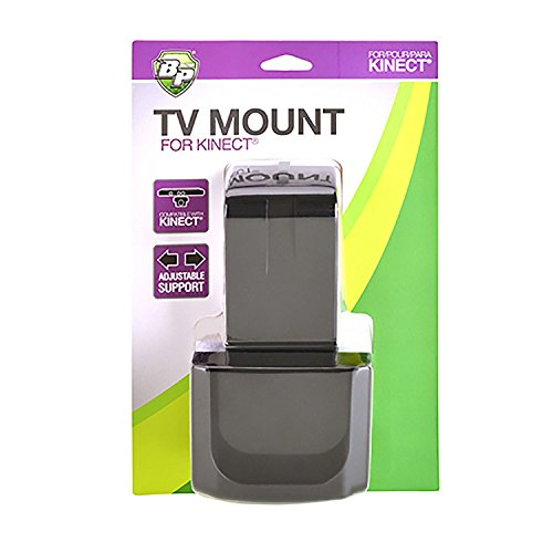 TV Clip Adapter Compatible with Microsoft Xbox 360 Kinect (Third Party)