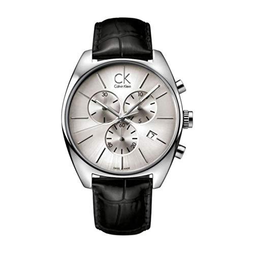 Calvin Klein Exchange Chrono CK_K2F27120 Elegante Herrenuhr Klassisch schlicht