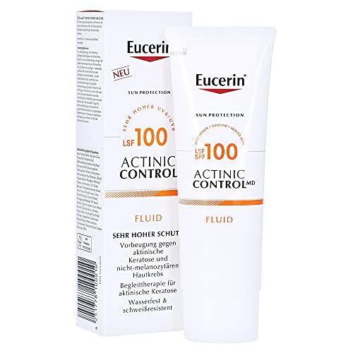 EUCERIN Sun Actinic Control MD LSF 100 Fluid (80ml)