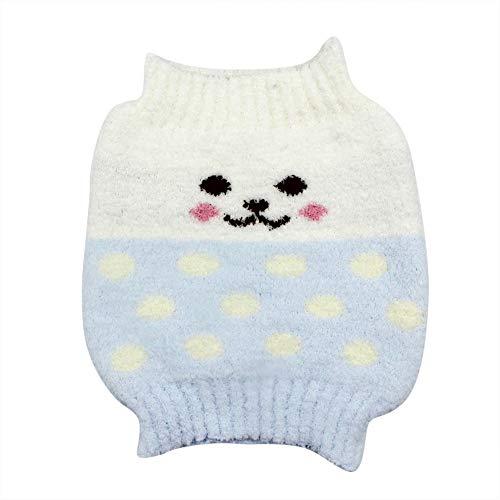 RARITY-US Cute Baby Belly Band Soft Microfiber Umbilical Cord Belt Keep Warm Kids Waist Support