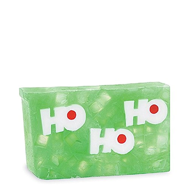 キャラクター日曖昧なPrimal Elements Ho Ho Ho Soap (Pack of 6) - 原初の要素ホーホーホ石鹸 x6 [並行輸入品]