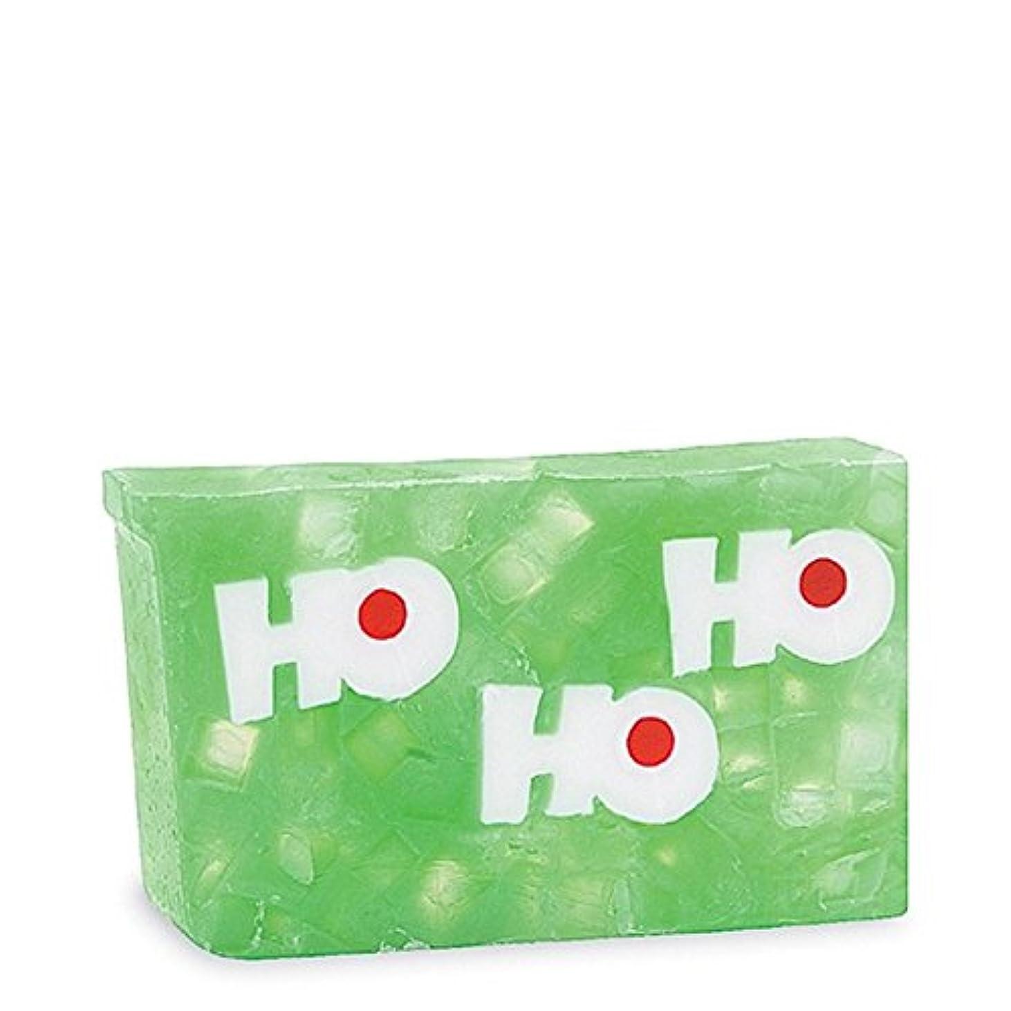 カルシウムライバル居眠りする原初の要素ホーホーホ石鹸 x2 - Primal Elements Ho Ho Ho Soap (Pack of 2) [並行輸入品]