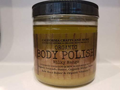 100% ORGANIC BODY POLISH