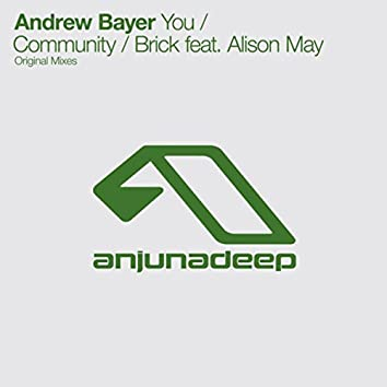 You / Community / Brick feat. Alison May