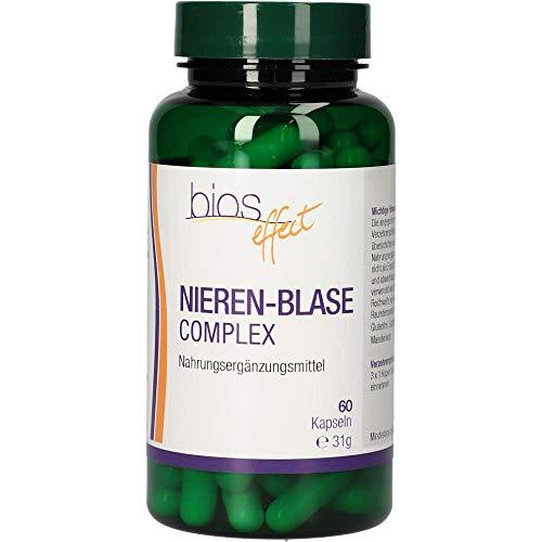 Bios effect Nieren-Blasen complex, 60 Kapseln, 1er Pack (1 x 31 g)