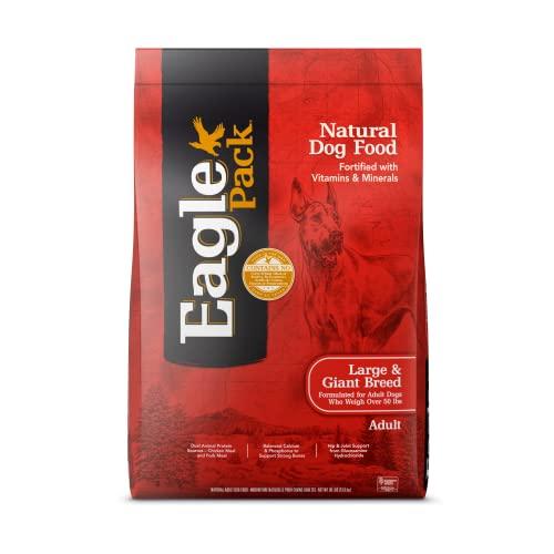 Eagle Pack Natural Dry Dog Food Large Breed