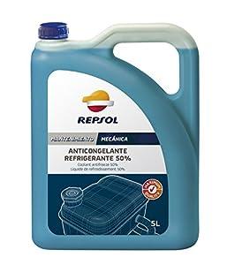 Repsol RP700W39 Anticongelante 50%, 5 L