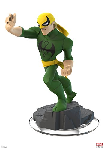 Disney Infinity: Marvel Super Heroes (2.0 Edition) Iron Fist Figure - Not Machine Specific by Disney Infinity