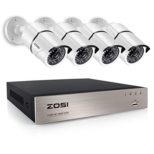 ZOSI 1080P Home Security CCTV Camera System 8CH 1080P CCTV...