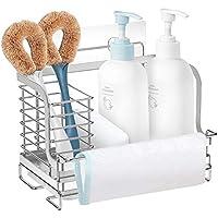 Nieifi Adhesive Kitchen Sink Caddy Organizer