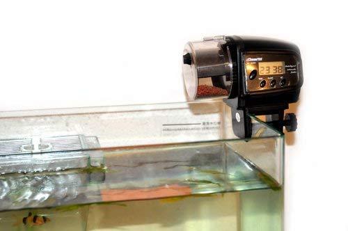 Fisch Futterautomat mit digitaler Timer fur Aquarium -FISH-FEED - 3