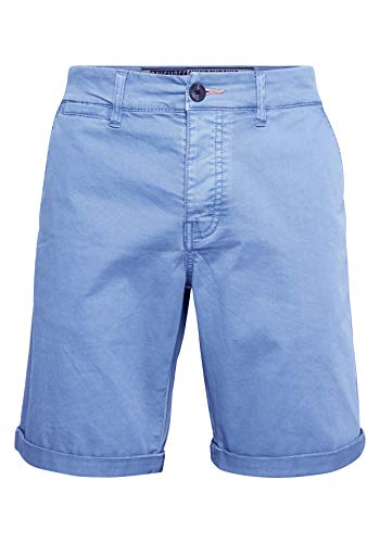 Chiemsee Herren Twill Men Shorts, Coronet Blue, 33