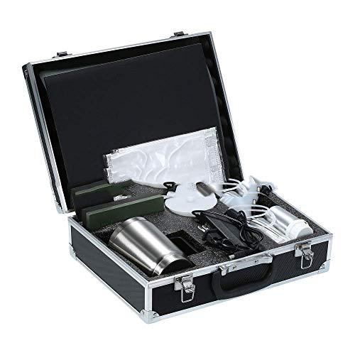 DDH Kit de reparación de Faros del Coche, Kit de reparación de Faros de automóvil, Herramienta de reparación de Faros pulidos, reparación de Faros-National Standard/U.S. Plug