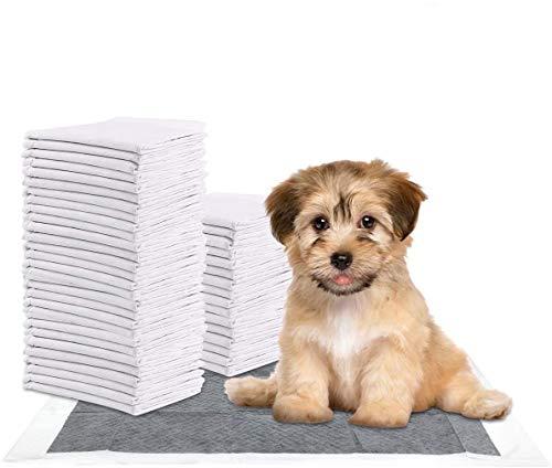 Makerfire Empapadores Perros Toallitas de Entrenamiento para Mascotas 60 cm x 45 cm 50 Unidades