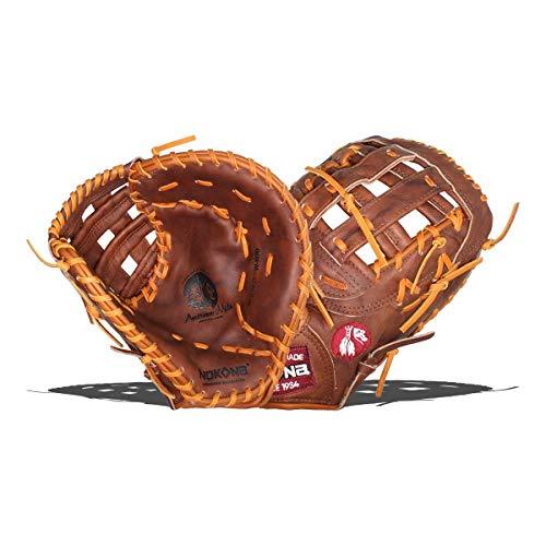 Nokona Walnut Series 13 Inch W-N70 Baseball First Base Mitt
