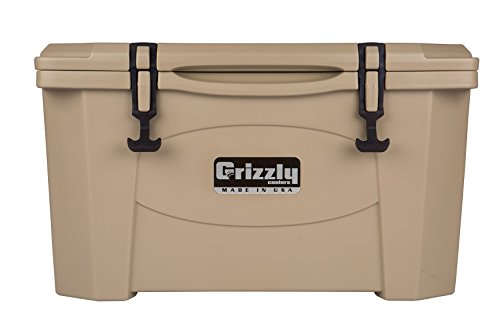 Grizzly 40 Qt. Cooler