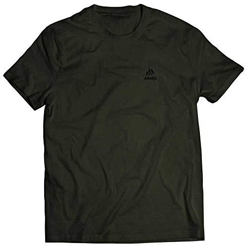 Jones Snowboards Herren T-Shirt Truckee T-Shirt