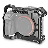 SMALLRIG A7R IV Camera Cage for Sony Alpha A7R IV with Cold Shoe Mount and...