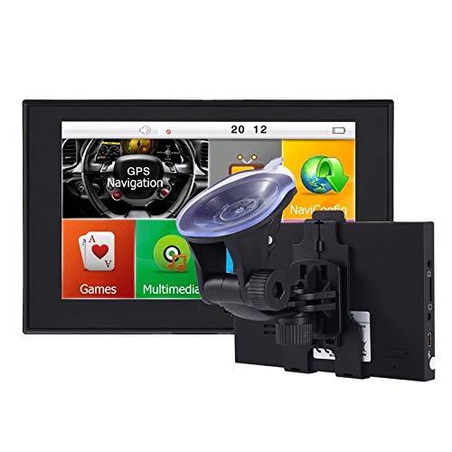 7 Zoll GPS Navi Navigationsgerät Navigationsystem DRIVE-7BT Für LKW,PKW, BUS,WOHNMOBIL und CAMPER. Radarwarner, Kostenlos Map Update, INKLUSIV Bluetooth, AV-IN(Eingang für Rückfahrkamera oder andere AV Geräte), Gefahrgut , Sofort Lieferbar aus Deutschland.GRATIS SONNENBLENDE.Von Electronics Master