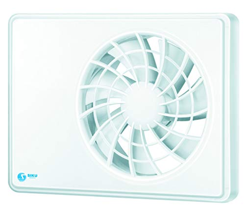 Lüfter Zentrifugal Ventilator SIKU 100/125 i-Fan WiFi 230V/50 Hz mit Kugellager