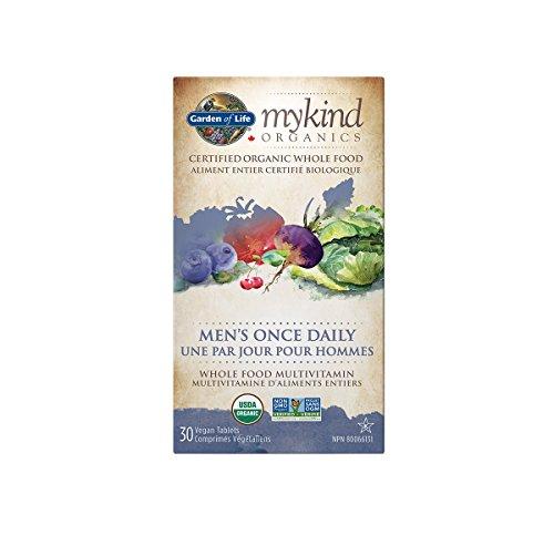 Garden of Life mykind Organics Men's Once Daily - 30 CAPS