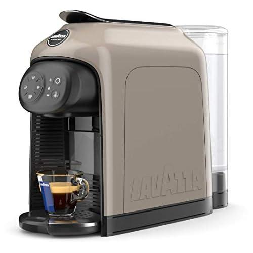 Lavazza a Modo Mio Idola Macchina caffè, Touch, Greige Coffe