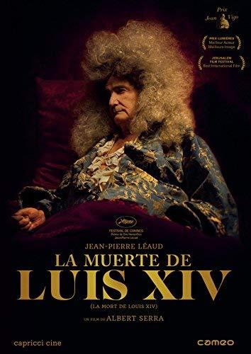 Der Tod von Ludwig XIV / The Death of Louis XIV (2016) ( La mort de Louis XIV ) [ Spanische Import ]