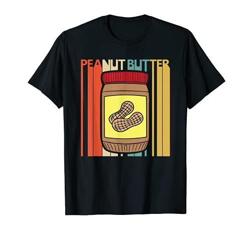 Vintage Mantequilla de cacahuete Camiseta