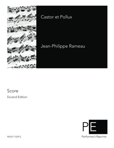 Castor et Pollux (French Edition)