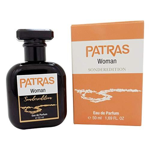 DDR-Kultduft: PATRAS WOMAN Eau de Parfum Spray 50 ml Sonderedition