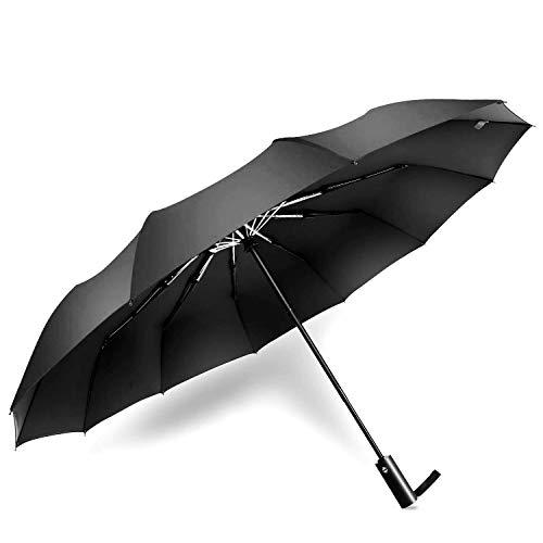 Kitayama『折りたたみ傘メンズワンタッチ自動開閉12本骨』