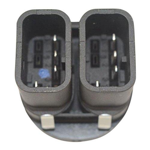 MagiDeal Accesorio Veicolo Plastica Alzacristalli Elettrici Interruttore di Controllo Principale Compatibile per Ford Fiesta