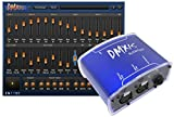 Enttec DMX USB Lighting Controller Interface & Software
