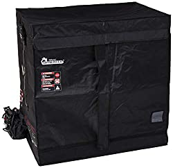 Dr Infrared Heater Upgraded Version 2-Tier 18 Cubic feet Portable Bedbug Heater with Thermometer and Timer