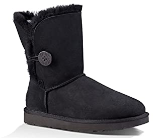 UGG Female Bailey Button II Classic Boot, Black, 5 (UK) (B01AIJ8YRS) | Amazon price tracker / tracking, Amazon price history charts, Amazon price watches, Amazon price drop alerts