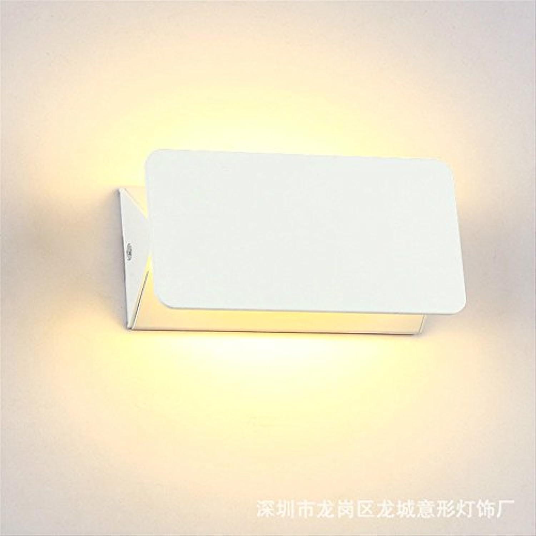 StiefelU LED Wandleuchte nach oben und unten Wandleuchten Schlafzimmer Bedside LED Wandleuchte in Fluren, Treppen LED Wandleuchte innen Wohnzimmer Wand Lampen, 160 mm  80 mm