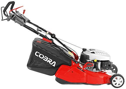 Cobra RM46SPCE Electric Start Self Propelled Rear Roller Petrol Lawn mower