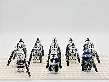 Star Wars 501st Captain Rex Clone Trooper Army Set